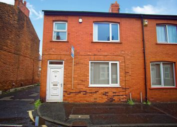 Thumbnail 4 bed end terrace house to rent in Plungington Road, Fulwood, Preston
