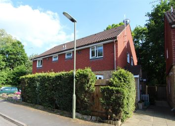 Thumbnail 1 bed end terrace house for sale in Viscount Gardens, Byfleet, West Byfleet