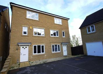 Thumbnail 3 bed end terrace house for sale in Bramling Cross Court, Fountain Head Village, Halifax