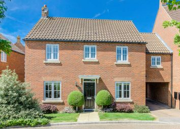 Thumbnail 4 bed link-detached house for sale in Merman Rise, Oxley Park, Milton Keynes