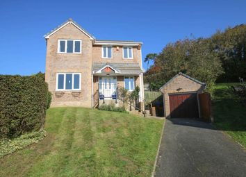 Thumbnail 4 bed detached house for sale in Swallow Close, Barnstaple