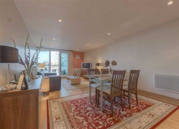 Thumbnail 2 bed flat to rent in Jellicoe House, St George Wharf, Vauxhall, London