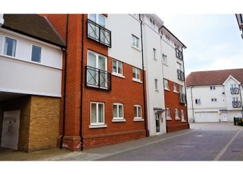 Thumbnail 1 bed flat for sale in Drying Shed Lane, Canterbury