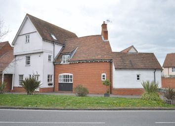 Thumbnail 5 bed detached house for sale in Church Street, Tolleshunt D'arcy, Maldon