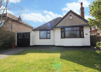 Thumbnail 2 bed detached bungalow for sale in Linnell Road, Rugby