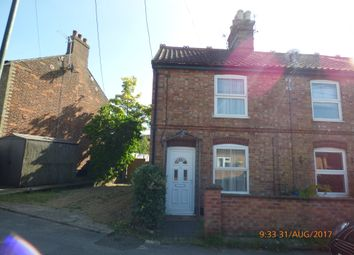 Thumbnail 3 bed semi-detached house to rent in Southend Road, Bungay