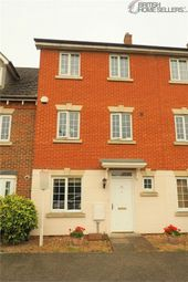 Thumbnail 4 bed terraced house for sale in Century Drive, Kesgrave, Ipswich, Suffolk