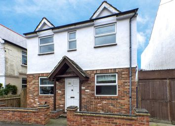 Thumbnail 4 bed detached house for sale in Warwick Road, Sidcup