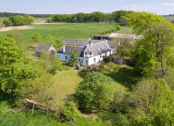 Thumbnail 5 bed equestrian property for sale in Upper Hairshaw Farm, Stewarton, Kilmarnock, East Ayrshire