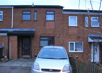 Thumbnail 3 bedroom terraced house for sale in Whernside, Brownsover, Rugby