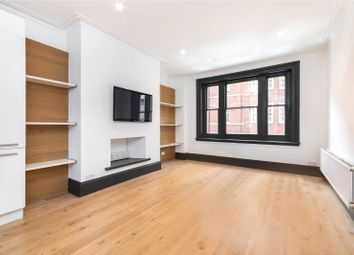 Thumbnail 1 bed flat to rent in Newman Street, London