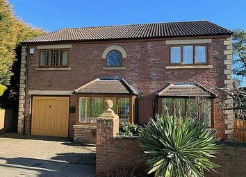 Woodland Road, Bearpark, Durham DH7. 4 bed detached house for sale
