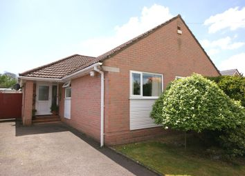 Thumbnail 3 bed detached bungalow for sale in Albert Road, Corfe Mullen, Wimborne