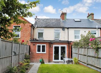 Thumbnail 3 bedroom terraced house for sale in Russell Road, Newbury