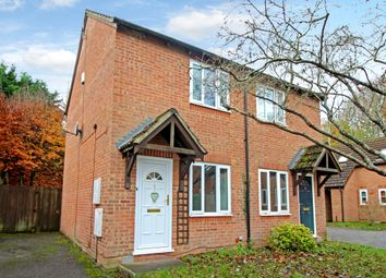 Thumbnail 1 bed semi-detached house for sale in Shalbourne Close, Hungerford
