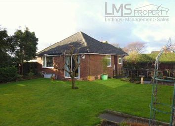 Thumbnail 1 bed bungalow to rent in The Annex, The Haven, Saxon Crossway, Winsford