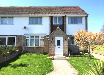 Thumbnail 5 bed semi-detached house to rent in Maunsell Way, Swindon