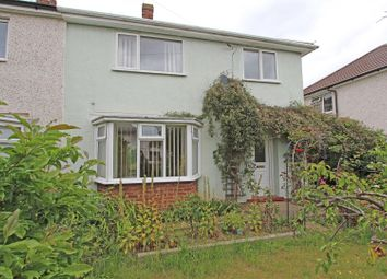 Thumbnail 3 bed semi-detached house for sale in The Crescent, Morton, Bourne