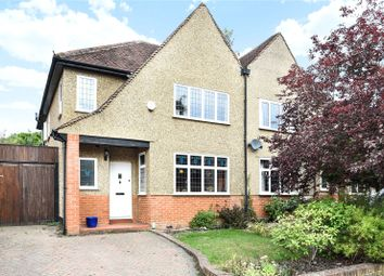 Thumbnail 3 bed semi-detached house for sale in Mount View, Rickmansworth, Hertfordshire