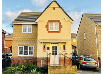 Thumbnail 4 bed detached house for sale in Cae Morfa, Neath