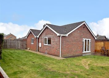 Thumbnail 4 bed bungalow for sale in Read Way, Coningsby, Lincoln