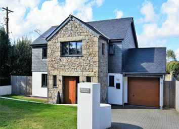 Thumbnail 5 bed detached house for sale in Bramley House, Frogpool, Truro, Cornwall