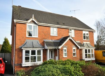 Thumbnail 3 bed property for sale in Mcadam Close, Stapenhill, Burton-On-Trent
