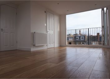 Thumbnail 3 bed flat to rent in Caithness Road, London