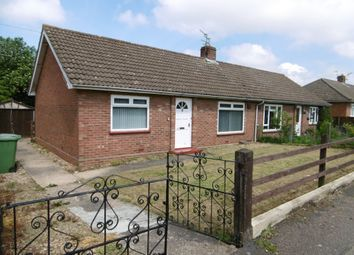 Thumbnail 2 bedroom semi-detached bungalow to rent in Rayns Close, Old Catton, Norwich