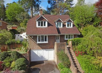 Thumbnail 4 bed detached house for sale in Clovelly Park, Beacon Hill, Hindhead