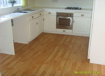 Thumbnail 3 bed terraced house to rent in Thorold Close, Clifton