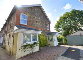 Thumbnail 2 bed end terrace house for sale in South View, Bovey Tracey, Newton Abbot, Devon