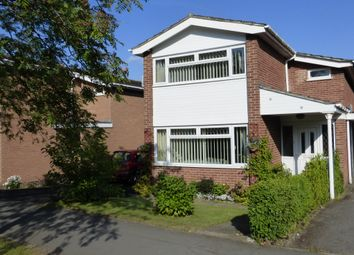 Thumbnail 4 bed detached house for sale in Peascliffe Drive, Grantham