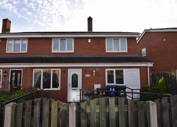 Thumbnail 4 bed semi-detached house for sale in Bentham Way, Mapplewell, Barnsley