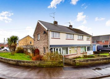 Thumbnail 3 bed semi-detached house for sale in Summerfield Lane, Machen, Caerphilly