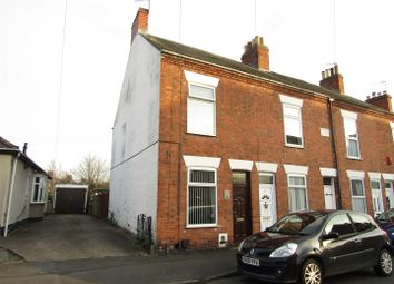 Thumbnail 2 bed terraced house for sale in Brookfield Street, Syston, Leicester