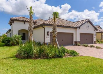 Thumbnail 2 bed villa for sale in 6483 Positano Ct, Sarasota, Florida, 34243, United States Of America