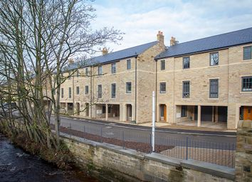 Thumbnail 3 bed town house for sale in Glossop Brook View, Glossop