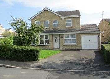 Thumbnail 4 bed detached house to rent in Stephenson Drive, Leeds