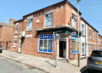 Thumbnail Retail premises for sale in Roslyn Street, Leicester