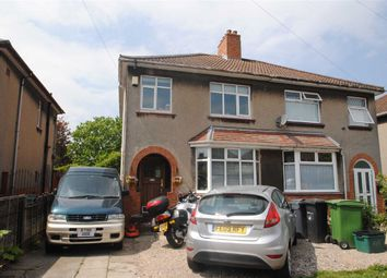 Thumbnail 3 bedroom semi-detached house for sale in Grittleton Road, Horfield, Bristol