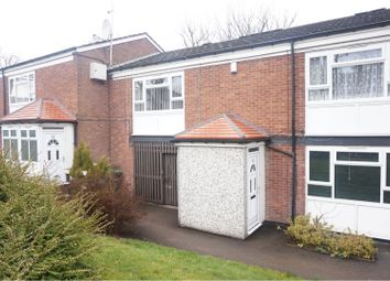 Thumbnail 1 bed flat to rent in Manor Gardens, Wednesbury