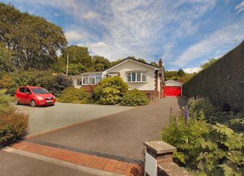 Thumbnail 3 bed detached bungalow for sale in Cefn Bychan Road, Pantymwyn, Flintshire