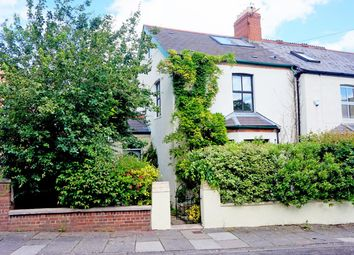 Thumbnail 4 bed semi-detached house for sale in St. Augustines Road, Penarth