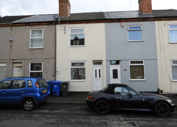 Thumbnail 2 bed terraced house to rent in George Street, Mansfield Woodhouse, Mansfield