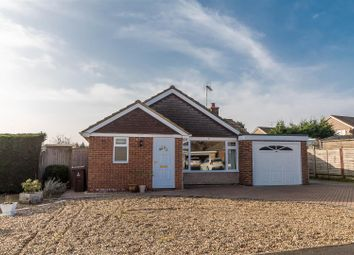 Thumbnail 3 bed detached bungalow for sale in Sussex Gardens, Woodley, Reading