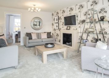 "Thumbnail 4 bed detached house for sale in ""Cambridge"" at Lanelay Road, Talbot Green, Pontyclun"