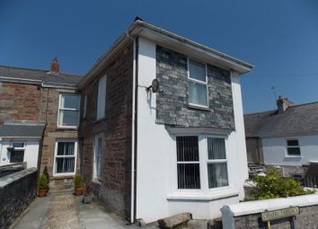 Thumbnail 4 bed end terrace house for sale in Chapel Terrace, Carharrack