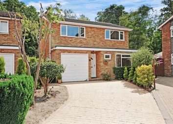 Thumbnail 4 bed detached house for sale in Harmans Water, Bracknell