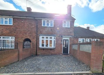Thumbnail 4 bed terraced house for sale in Daventry Road, Romford